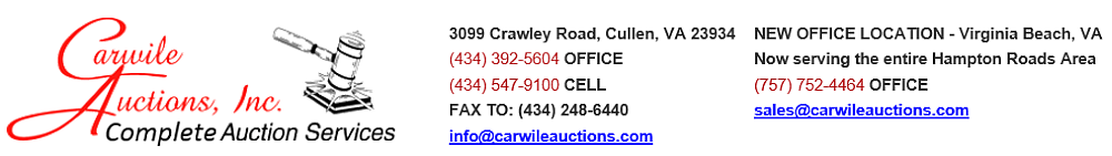 Carwile Auctions